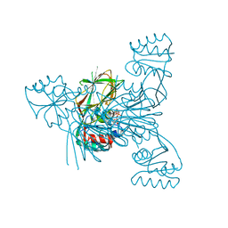 Molmil generated image of 2i2f