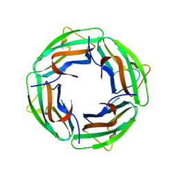 Molmil generated image of 2ii8