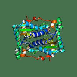 Molmil generated image of 2isj
