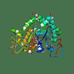 Molmil generated image of 2iuz