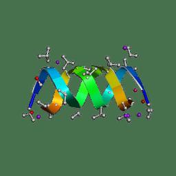 Molmil generated image of 2izq