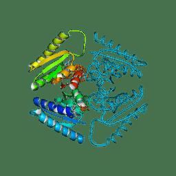 Molmil generated image of 2jax
