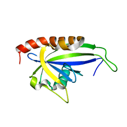 Molmil generated image of 2kdv