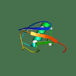 Molmil generated image of 2kox
