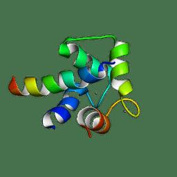 Molmil generated image of 2llq