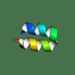 Molmil generated image of 2lwa
