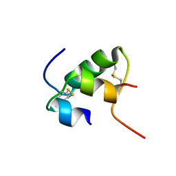 Molmil generated image of 2m1d