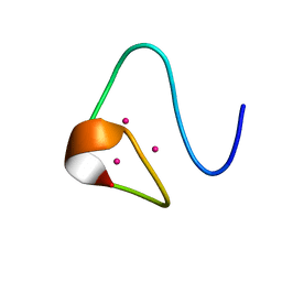 Molmil generated image of 2mrt