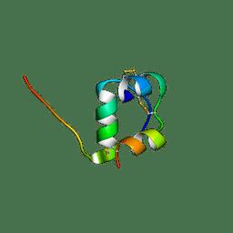 Molmil generated image of 2mvd