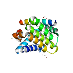 Molmil generated image of 2nl9