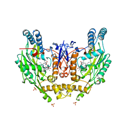 Molmil generated image of 2nsi
