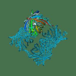 Molmil generated image of 2ojk