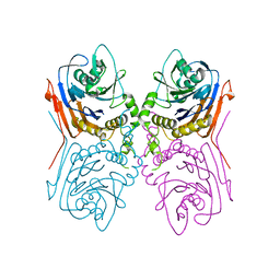 Molmil generated image of 2oqc