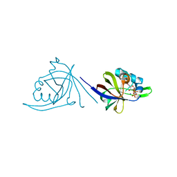 Molmil generated image of 2oyn