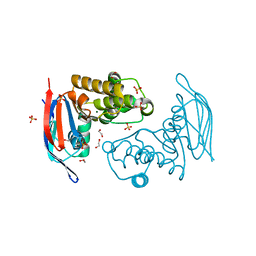 Molmil generated image of 2pcl