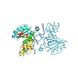 Molmil generated image of 2pgv