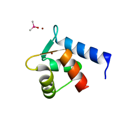 Molmil generated image of 2pq3
