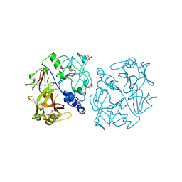 Molmil generated image of 2psg