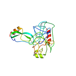 Molmil generated image of 2ptc