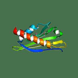 Molmil generated image of 2q3q