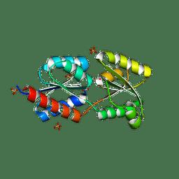 Molmil generated image of 2q5c