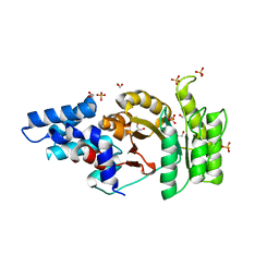 Molmil generated image of 2q9a