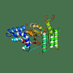 Molmil generated image of 2q9b