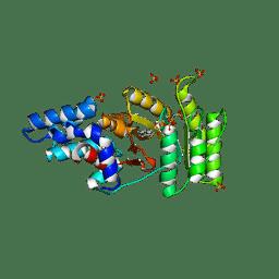 Molmil generated image of 2q9c