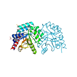 Molmil generated image of 2qcf