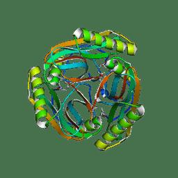 Molmil generated image of 2qqc