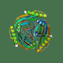 Molmil generated image of 2qqd