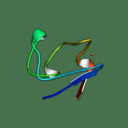 Molmil generated image of 2rdv