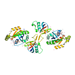 Molmil generated image of 2rex