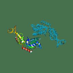 Molmil generated image of 2rko