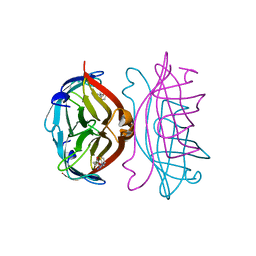 Molmil generated image of 2rto