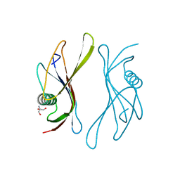 Molmil generated image of 2sak