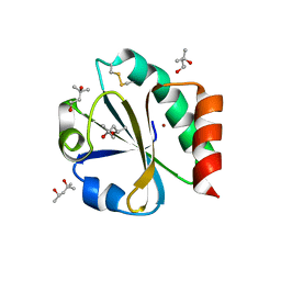 Molmil generated image of 2trx