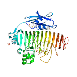 Molmil generated image of 2uve