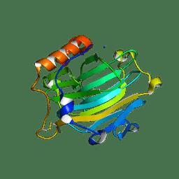 Molmil generated image of 2uwb
