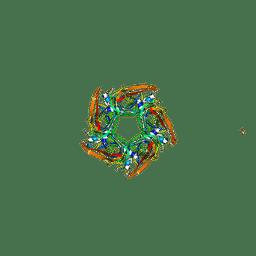 Molmil generated image of 2uz6