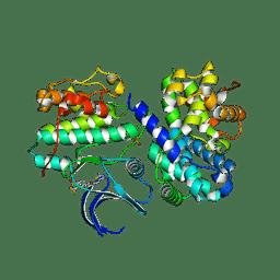Molmil generated image of 2uzl