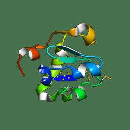 Molmil generated image of 2v2k