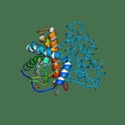 Molmil generated image of 2veb