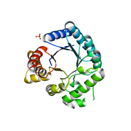 Molmil generated image of 2vef