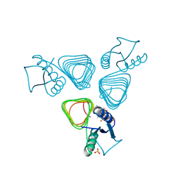 Molmil generated image of 2vhe
