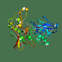 Molmil generated image of 2viy