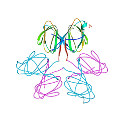 Molmil generated image of 2vpv