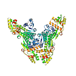 Molmil generated image of 2vrc