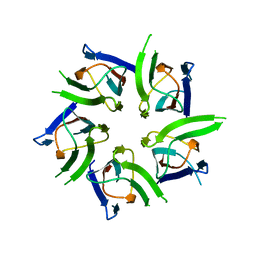 Molmil generated image of 2vtx