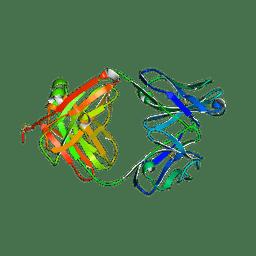 Molmil generated image of 2vxu